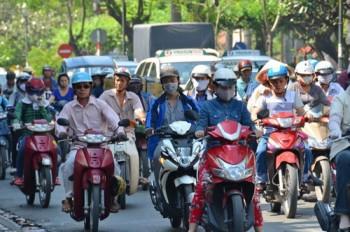 TP HCM bỏ thu phí đường bộ với xe máy