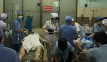 Bốn người trong gia đình nguy kịch, nghi ngộ độc khí than