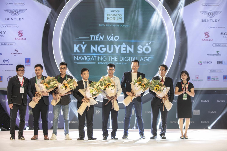 PV GAS 7 năm liên tiếp trong Top 50 công ty niêm yết tốt nhất Việt Nam
