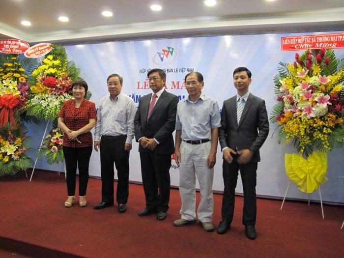 Mở Văn phòng Hiệp hội bán lẻ Việt Nam tại TP HCM