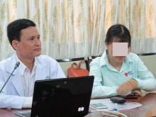 Ca lao gan trên nền bệnh Wilson đầu tiên tại Việt Nam