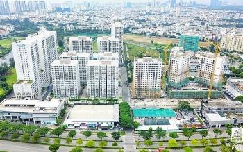 Giá căn hộ TP HCM tăng trung bình 7% mỗi năm