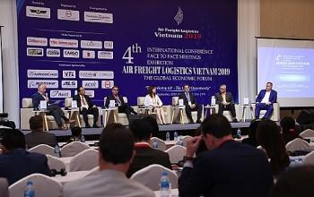 Việt Nam có tiềm năng thành trung tâm vận tải hàng không khu vực