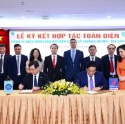 BIENDONG POC ký kết hợp tác toàn diện với Trường Đại học Mỏ - Địa chất