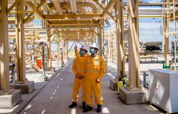 PV GAS không ngừng củng cố, làm giàu nguồn nhân lực chất lượng cao