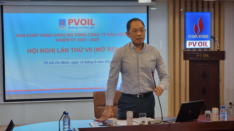 8 tháng đầu năm 2021: PVOIL kiểm soát tốt dịch Covid-19, giảm thiểu tối đa thiệt hại