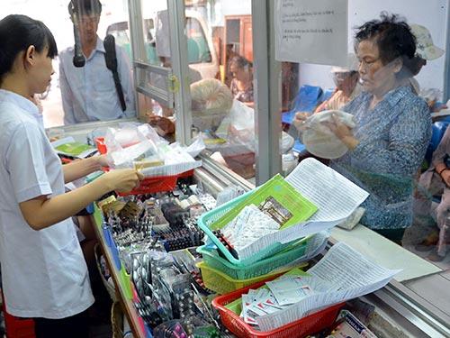 Sở Y tế TP HCM: Không có tiêu cực trong đấu thầu thuốc!