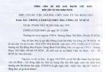 Gia đình sản phụ tử vong gửi đơn tố cáo đến Công an TP HCM