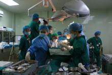 Bệnh viện Chợ Rẫy thực hiện thành công 2 ca ghép gan