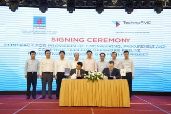 PV GAS ký kết các hợp đồng dự án NCS2 điều chỉnh và dự án Sao Vàng – Đại Nguyệt