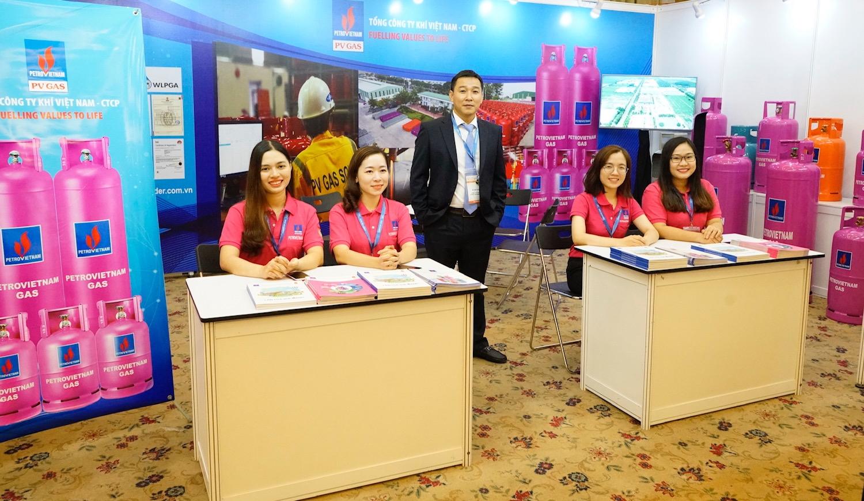pv gas dong hanh cung hoi thao va trien lam lpg chau a thai binh duong 2019