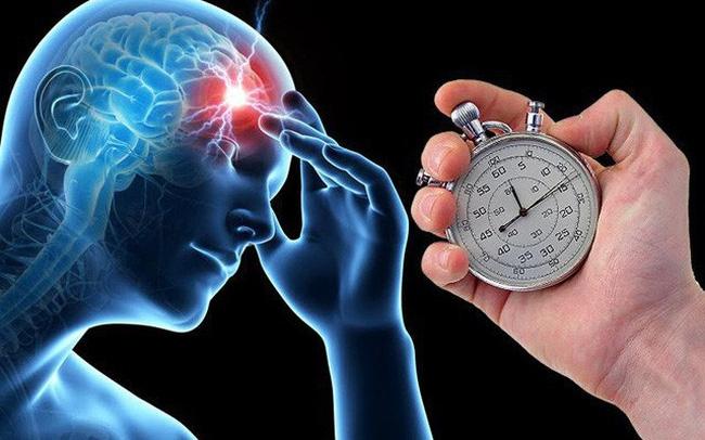 Đột quỵ trẻ hóa do stress và thói quen ăn uống