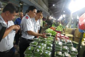 TP HCM muốn thành lập Sở An toàn thực phẩm