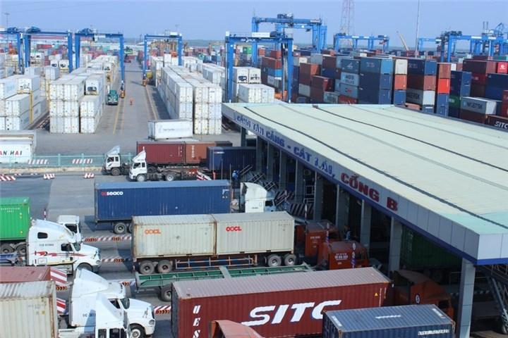 TP HCM: Nhiều mặt hàng nhập khẩu tăng mạnh