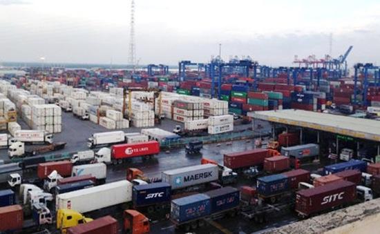 Triển khai đề án chống ùn tắc hàng hóa tại cảng Cát Lái