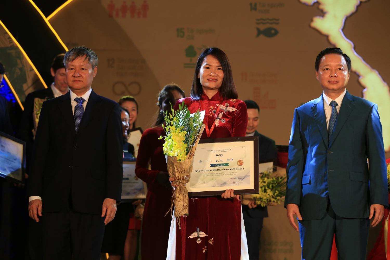 NT2: Top 10 Doanh nghiệp bền vững Việt Nam năm 2019