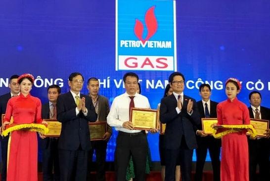 pv gas dung thu 6 trong top 100 doanh nghiep dat chi so quan tri tai chinh tot nhat 2018