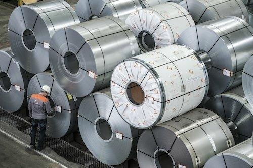 Tiếp tục rà soát chống phá giá thép không gỉ nhập khẩu