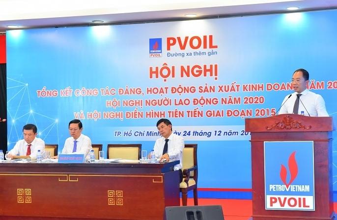 pvoil tong ket hoat dong nam 2019