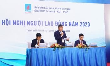 """PV GAS tổ chức thành công Hội nghị Người lao động năm 2020: """"Đoàn kết – Đổi mới – Chuyên nghiệp – Hành động"""""""