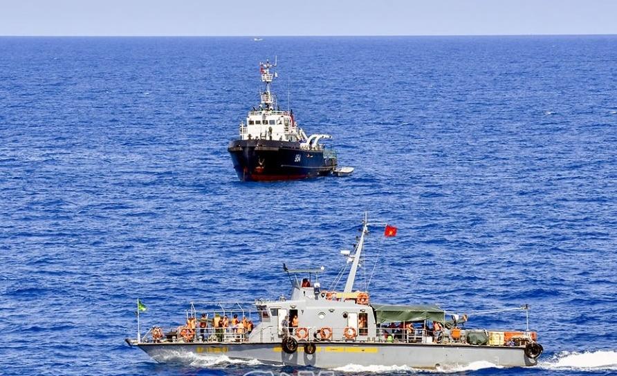 Cà Mau: Năng động phát triển kinh tế biển