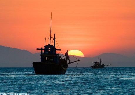 Bãi biển Mũi Né hấp dẫn nhất Đông Nam Á