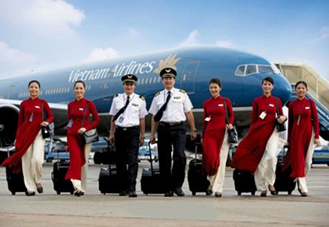 Chi tiết bảng lương mới của phi công Vietnam Airlines