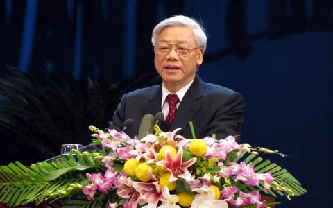 Tổng Bí thư Nguyễn Phú Trọng: Chống tham nhũng không hô hào chung chung
