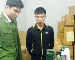 Bắt khẩn cấp 3 đối tượng sản xuất thực phẩm chức năng rởm
