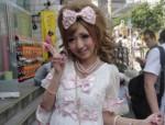 """Điên cuồng ở """"thánh địa hồng"""" Harajuku"""