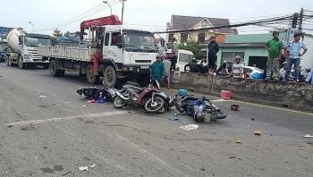 Toàn quốc xảy ra 26 vụ tai nạn trong ngày 30 Tết