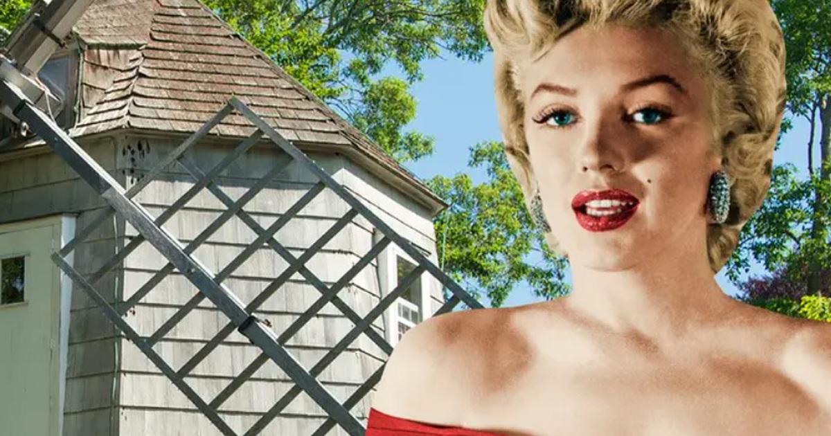 Ngôi nhà trong cối xay gió của Marilyn Monroe có giá 11,5 triệu USD
