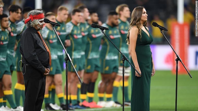 Australia sửa một từ trong quốc ca vào ngày đầu tiên của năm 2021