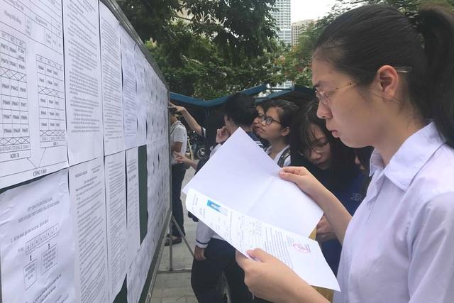 Hà Nội: Yêu cầu các trường công khai những gì trong tuyển sinh lớp 10? - 2
