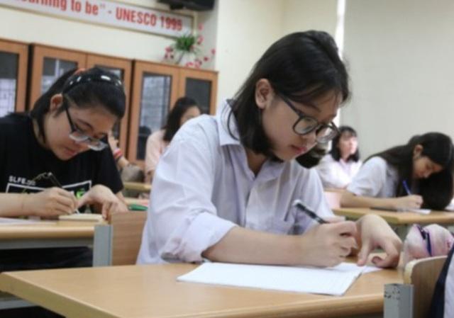 Hà Nội: Yêu cầu các trường công khai những gì trong tuyển sinh lớp 10? - 1