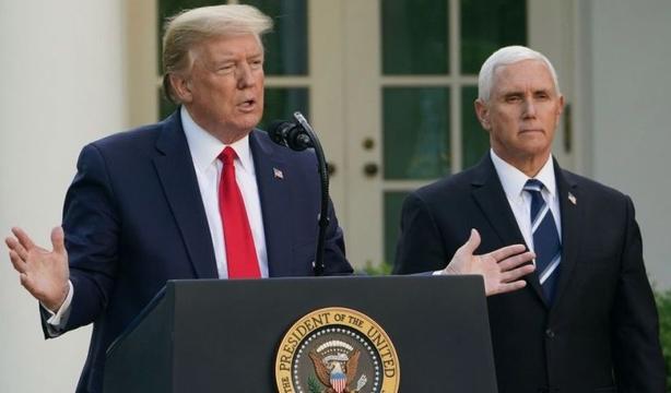 Phe Dân chủ kêu gọi ông Pence kích hoạt hiến pháp, phế truất ông Trump