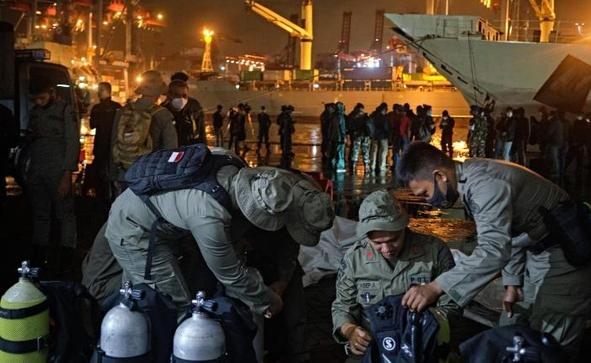 Tiếng nổ như bom vào thời điểm máy bay Indonesia chở 62 người mất tích