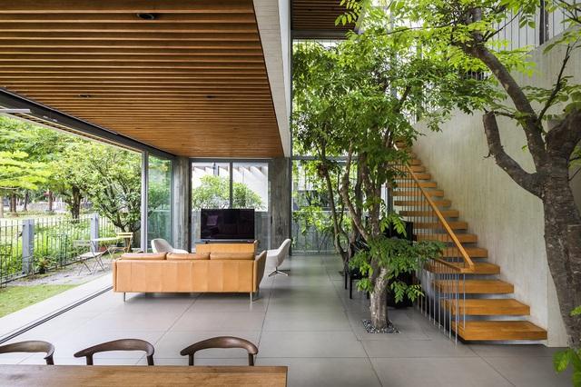 Công trình nhà ở tại Việt Nam giành giải kiến trúc quốc tế - 2