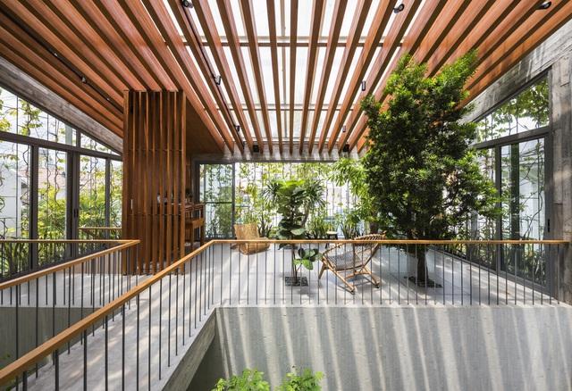 Công trình nhà ở tại Việt Nam giành giải kiến trúc quốc tế - 11