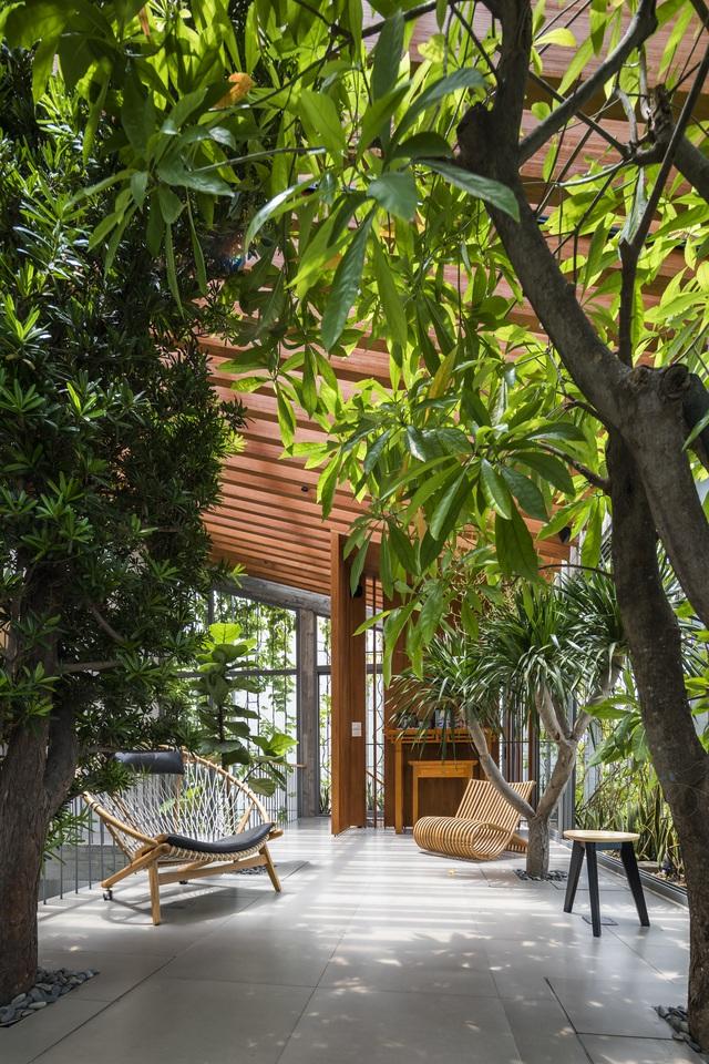 Công trình nhà ở tại Việt Nam giành giải kiến trúc quốc tế - 13