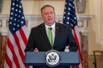 """Báo Trung Quốc cảnh báo """"chiến tranh"""" nếu Ngoại trưởng Mỹ thăm Đài Loan"""