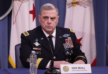 Quân đội Mỹ ra tuyên bố hiếm hoi về vụ bạo loạn ở quốc hội