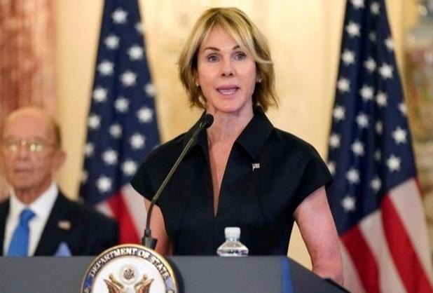 """Đại sứ Mỹ hủy thăm Đài Loan sau cảnh báo """"chiến tranh"""" của Trung Quốc"""