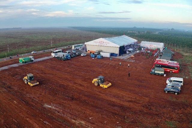 Đất khu sân bay Long Thành tăng chóng mặt, bám sát giá TPHCM - 2