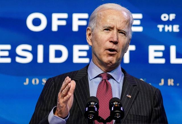 Ông Biden lên tiếng sau khi Tổng thống Trump bị luận tội - 1