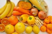 Lợi ích của rau củ quả màu vàng cam với sức khỏe