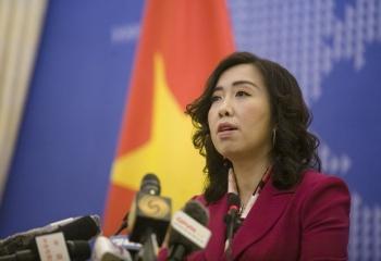Việt Nam nói về việc Mỹ tích hợp lực lượng ứng phó thách thức mới trên Biển Đông