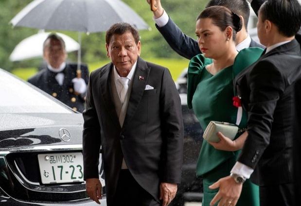 Ông Rodrigo Duterte: Làm tổng thống không phải việc của phụ nữ