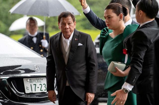 Ông Rodrigo Duterte: Làm tổng thống không phải việc của phụ nữ - 1