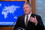 Mỹ trừng phạt quan chức Trung Quốc